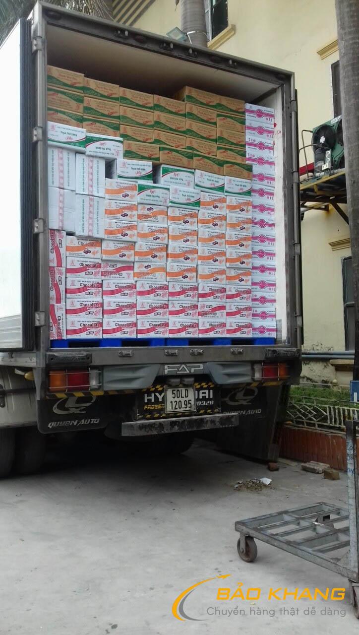 Công ty vận chuyển hàng đông lạnh