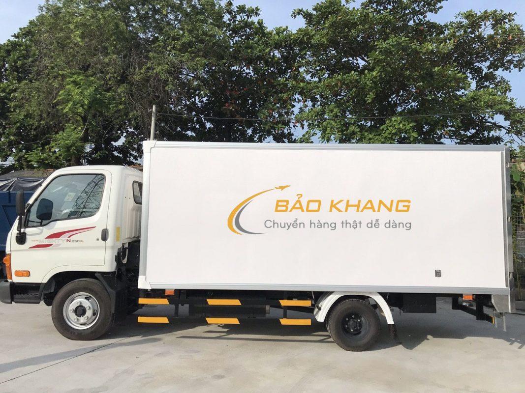 Dịch vụ chuyển hàng đông lạnh