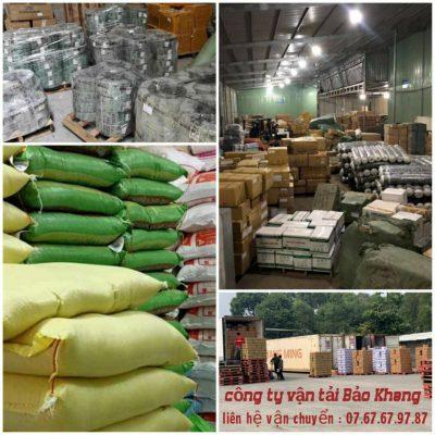Gởi hàng từ Quảng Ngãi đi Nha Trang