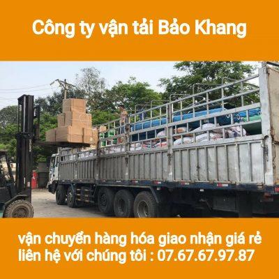 chuyển hàng từ Tam Kỳ đi Kon Tum