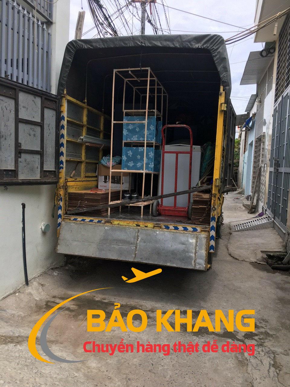 chuyển hàng từ Gia Lai về Bình Định