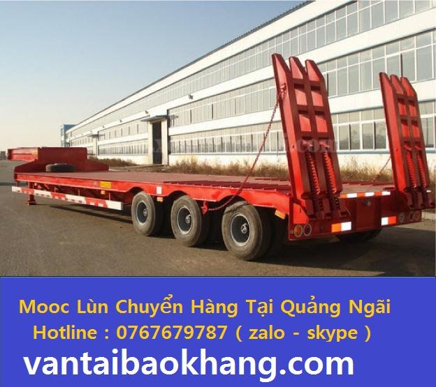 Xe Mooc lùn Chở hàng tại Quảng Ngãi