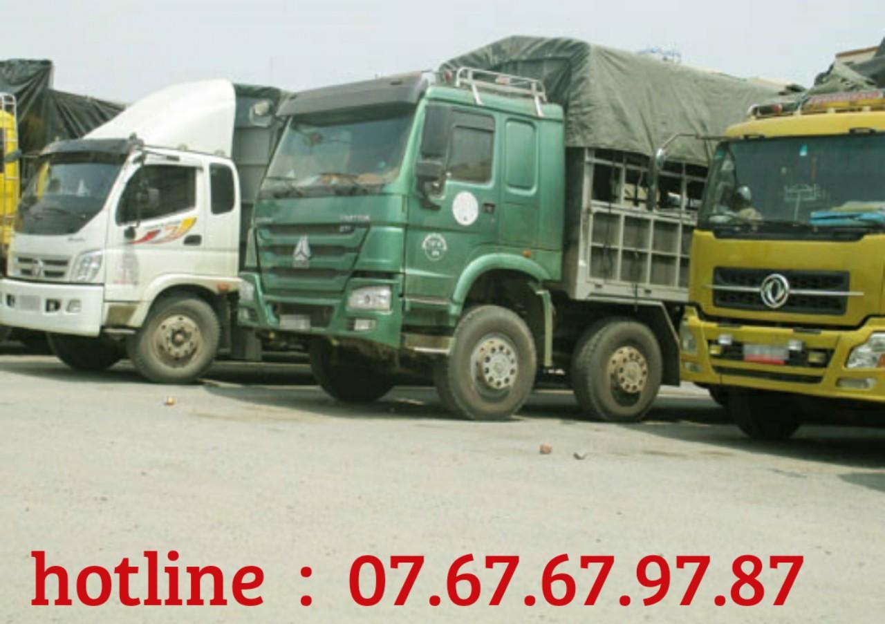 Xe chuyển hàng Sài Gòn Bình Thuận