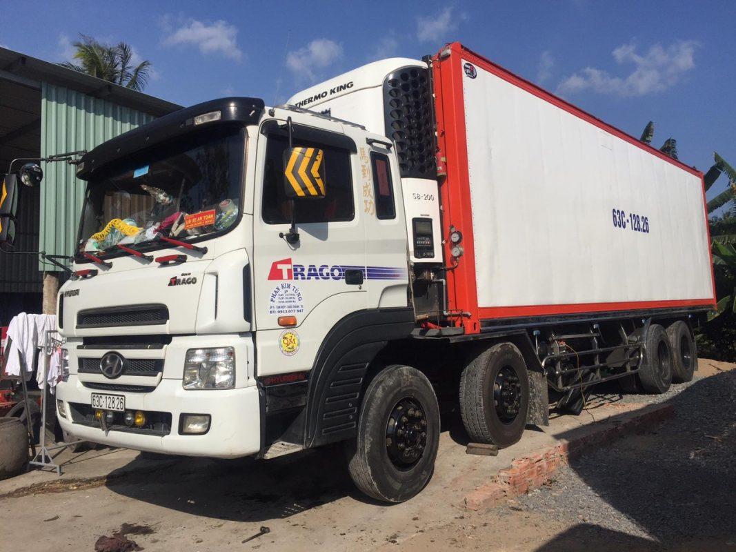 chuyển hàng đông lạnh từ TP.HCM Đi Phú Quốc