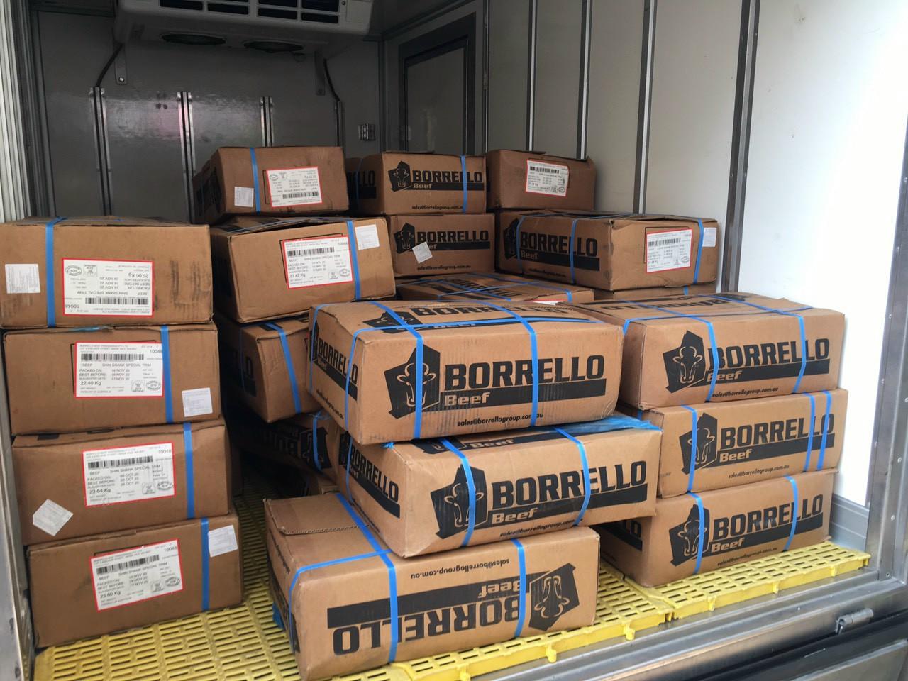 Dịch vụ chuyển hàng đông lạnh từ Đắk Nông