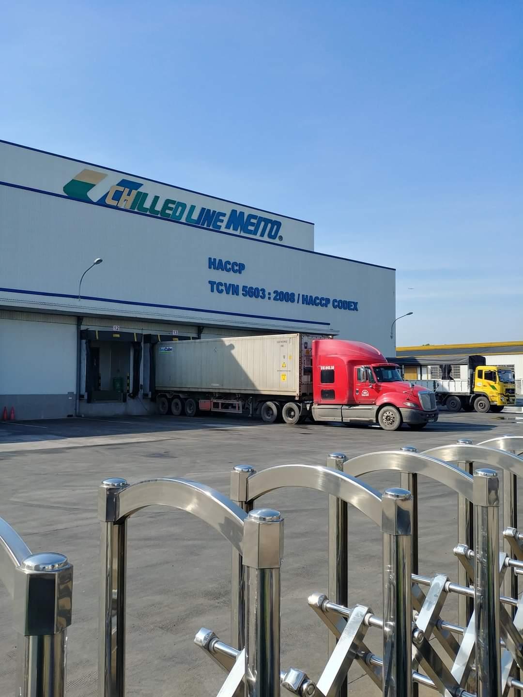 Dịch vụ chuyển hàng đông lạnh đi Lào