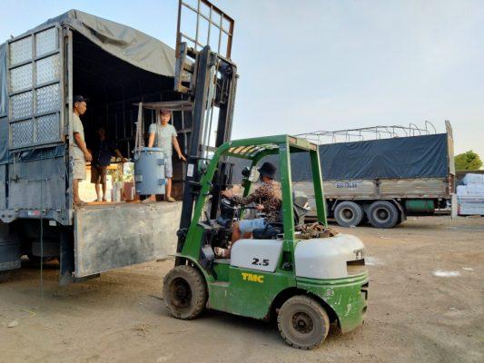Nhà xe chuyển hàng Quảng Bình Đồng Nai