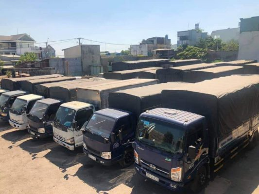 Nhà xe chuyển hàng Đà Lạt Long An