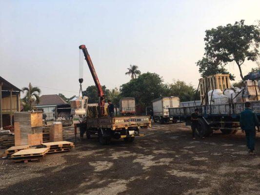 Nhà xe chuyển hàng Quảng Bình Nha Trang