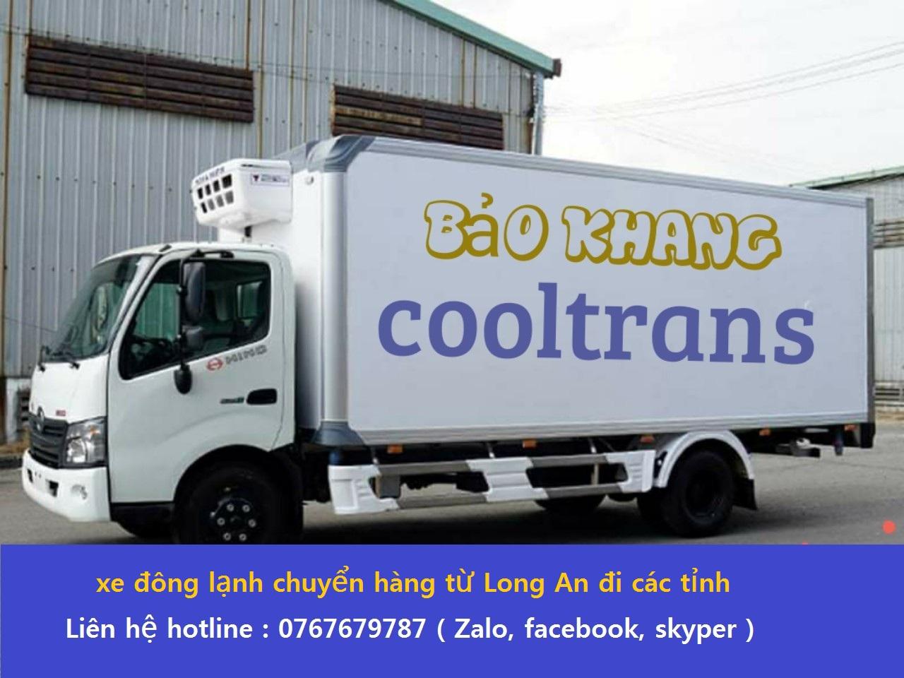 Xe đông lạnh Biên Hòa Đồng Nai