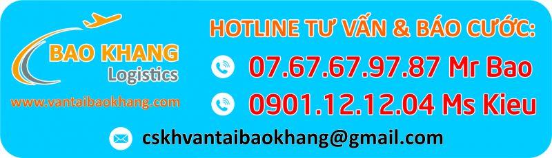 Hotline tư vấn chuyển hàng từ Lâm Đồng đi Campuchia